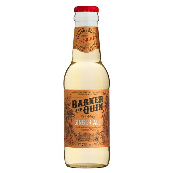 Barker Ginger Ale (200ml)