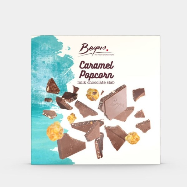Caramel Popcorn Slab (80g)