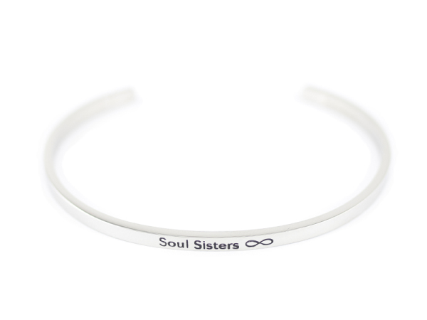 """Soul Sisters"" Bracelet"