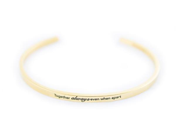 """""""Together Always"""" Bracelet"""