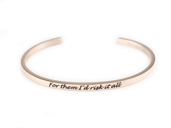 """""""For them"""" Bracelet"""