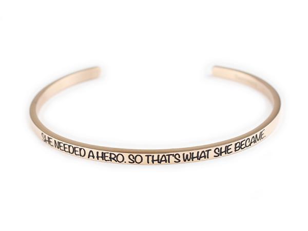 """""""Hero"""" Bracelet"""