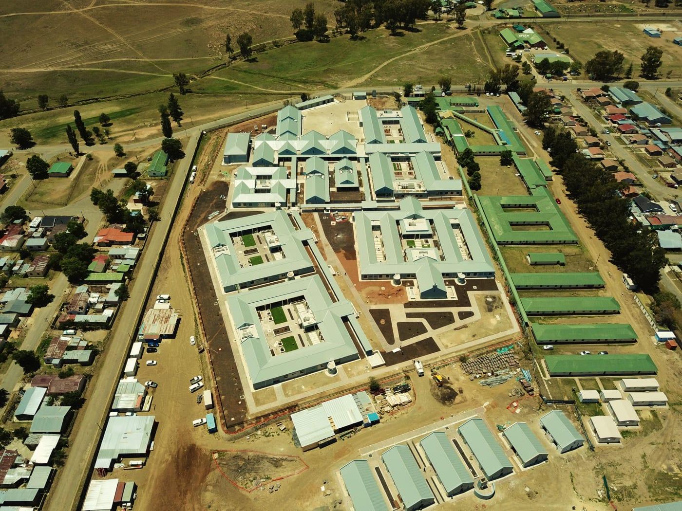 Khotsong TB Hospital Phase 3