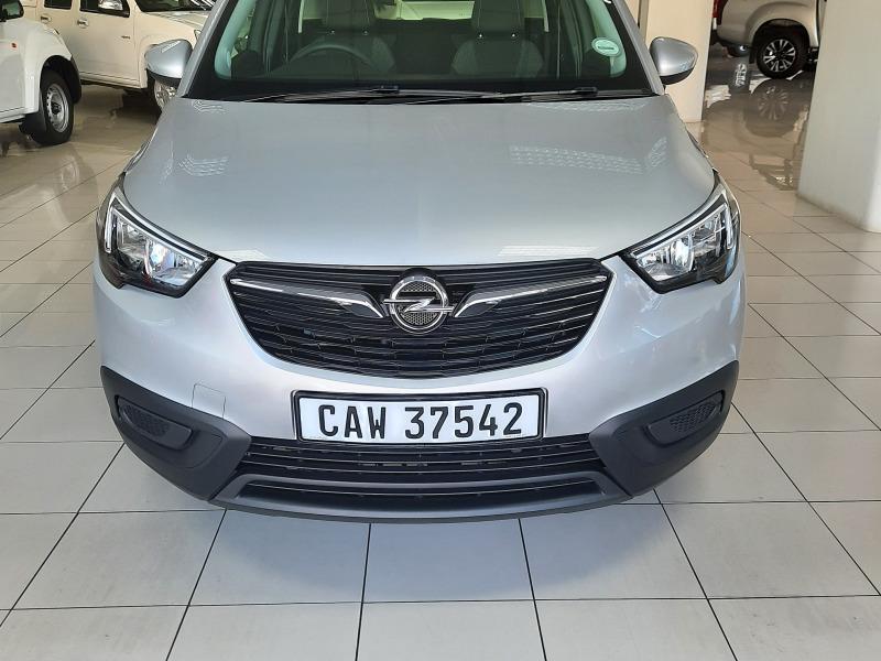 2019 Opel Crossland X 1.2 Essentia