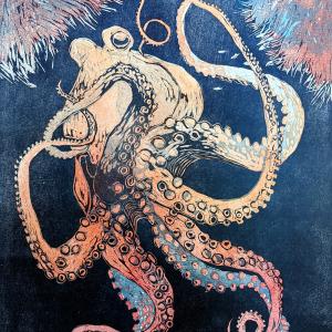 In an octopus garden