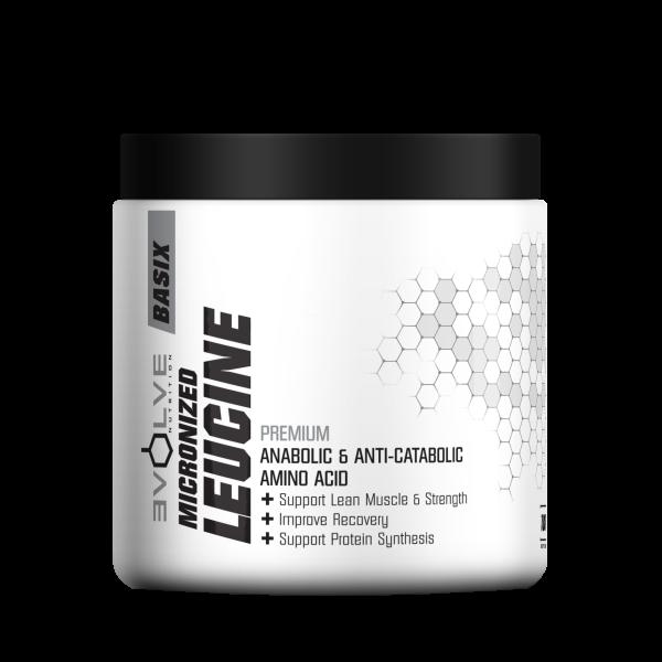 Evolve Leucine 180g