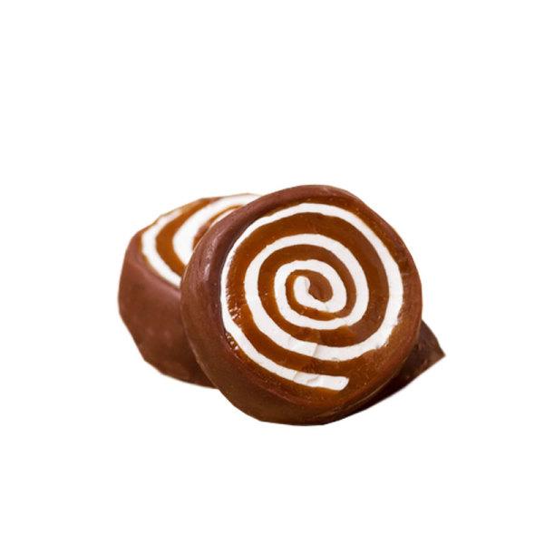 Mini Nougat Caramel Pinwheel (1)