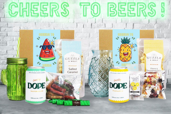 Cheers to Pineapple Beers