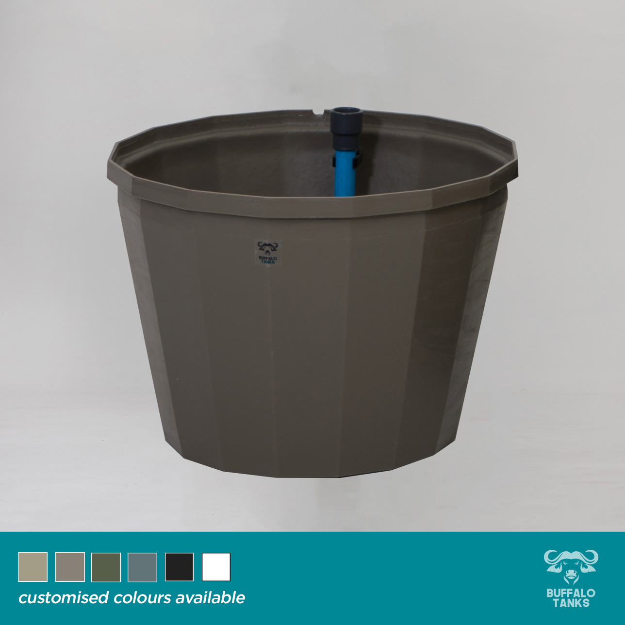 Buffalo Tanks Products - Buffalo Self Watering Pots