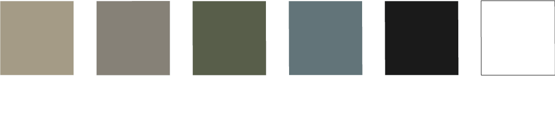 Customised Colour Options