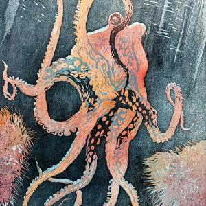 In an octopus garden 1
