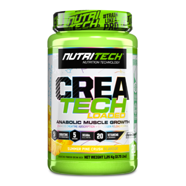 NUTRITECH CREATECH™ LOADED 1.25KG