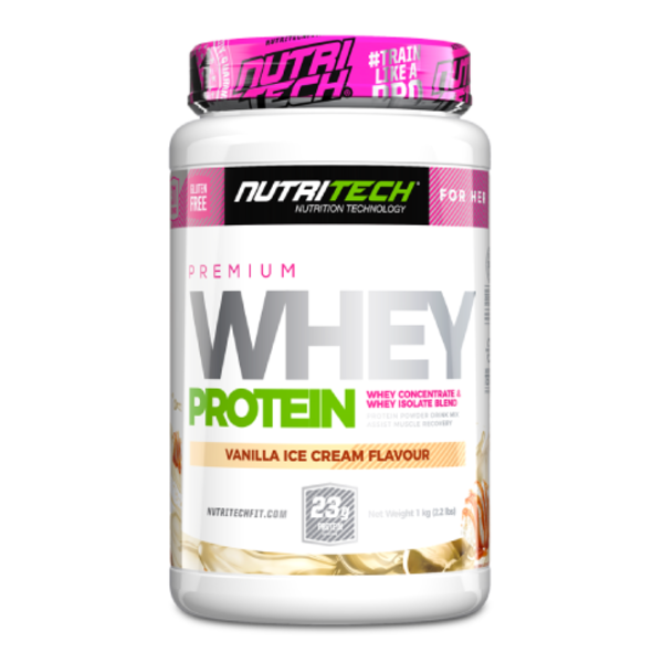 NUTRITECH WHEY PROTEIN FOR HER