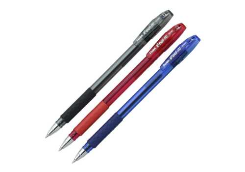 PEN PENTEL FEEL IT 0.7 BALL CAPPED