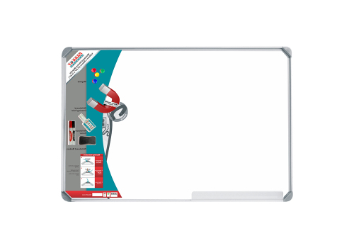 BOARD WHITE SLIM RETAIL MAG 0900X0600
