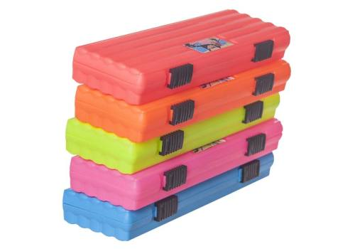 PENCIL CASE BANTEX MCCASEY 2 ASSORTED