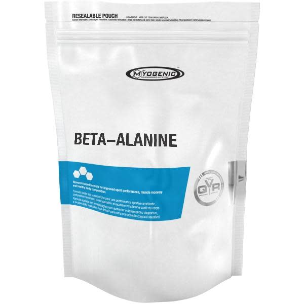 MYOGENIC BETA-ALANINE