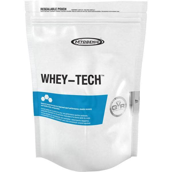 MYOGENIC WHEY-TECH CONCENTRATE 1KG
