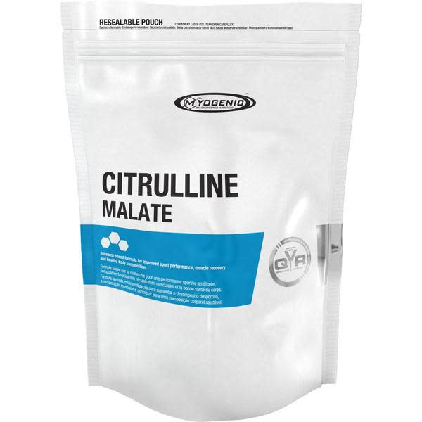 MYOGENIC CIRTULLINE MALATE