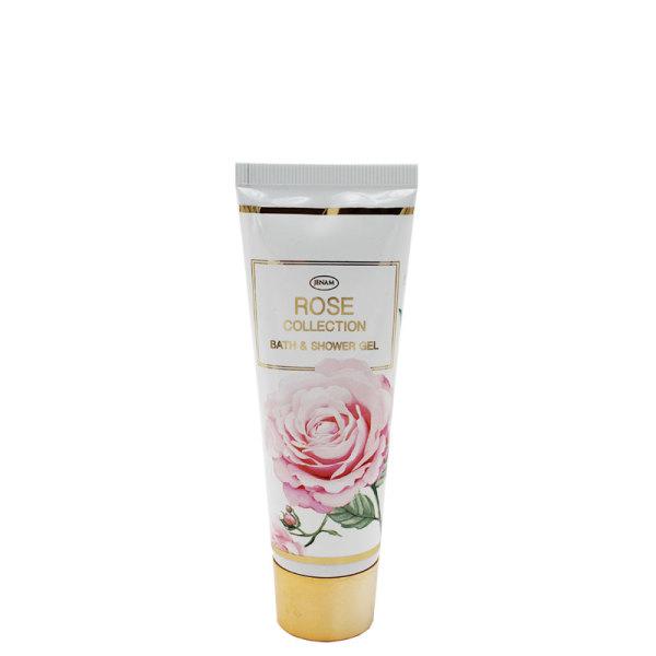 Rose Garden Bath & Shower Gel (60ml)