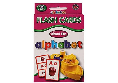 FLASH CARDS ALPHABET EDUCAT