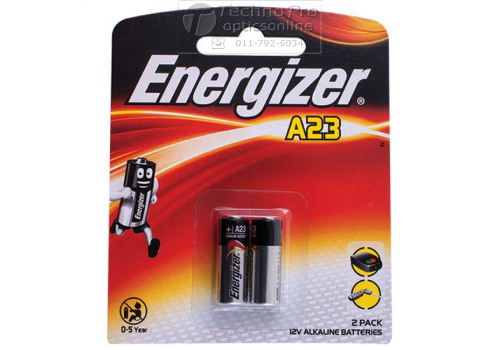 BATTERY A23 12V ENERGIZER REMOTE 2
