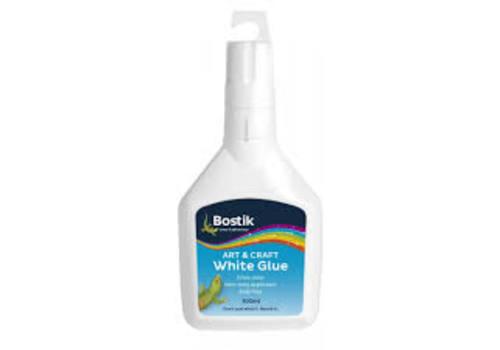 GLUE CRAFT BOSTIK WHITE 100ML