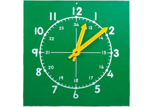 CLOCK TEACHER IDEMSMILE