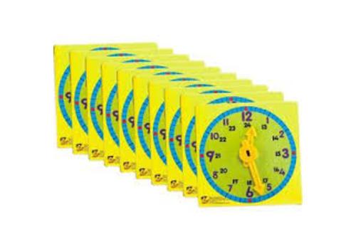 CLOCK LEARNERS IDEMSMILE