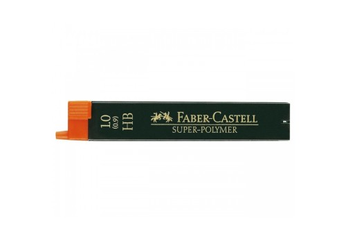 LEAD 1.0 HB FABER CASTELL 12