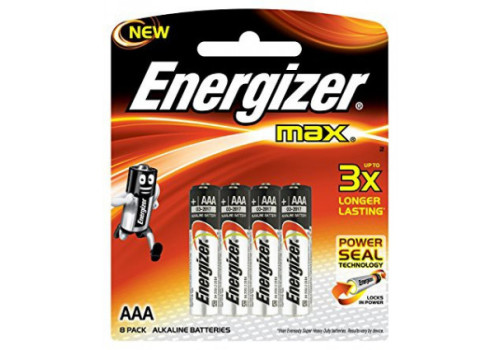 BATTERY AAA ENERGIZER MAX 4