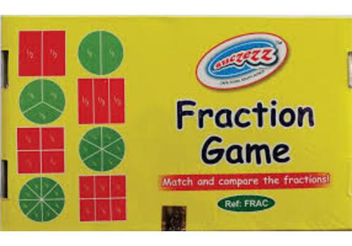 FRACTION GAME SUCZEZZ
