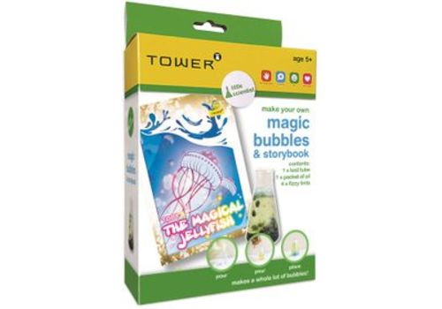 KIT TOWER MAKE YOUR OWN BUBBLES STORY