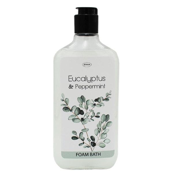 Eucalyptus & Peppermint Foam Bath (320ml)