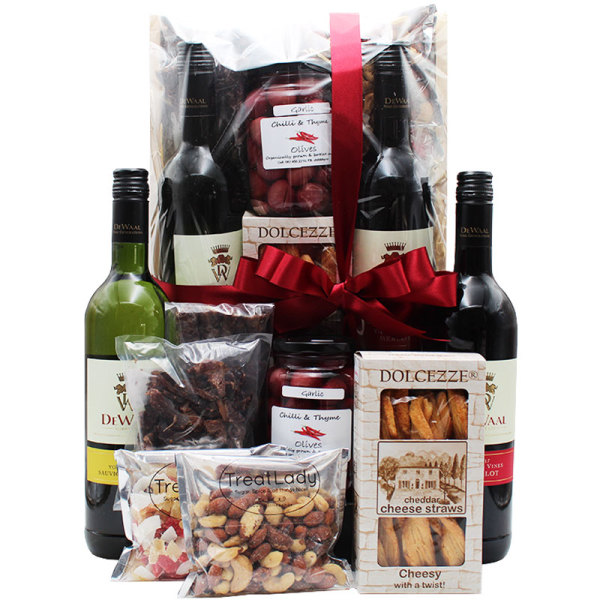 Fine-Wine Hamper