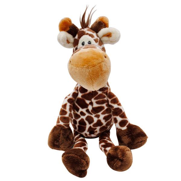 Plush Giraffe  (22 x 39cm)