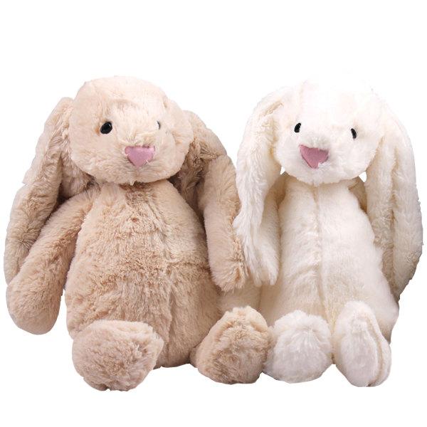 Plush Rabbit Assorted - Single Item (25cm)