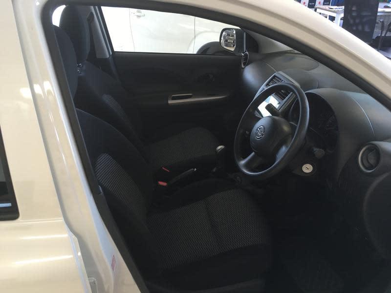 2018 Nissan Micra 1.2 Active Visia
