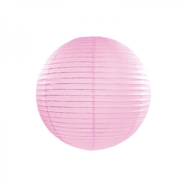 Light Pink Wired Lantern (35cm)