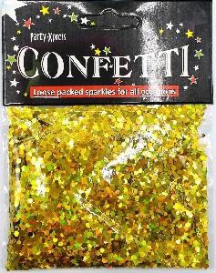 Gold Iridescent 2mm Balloon Confetti