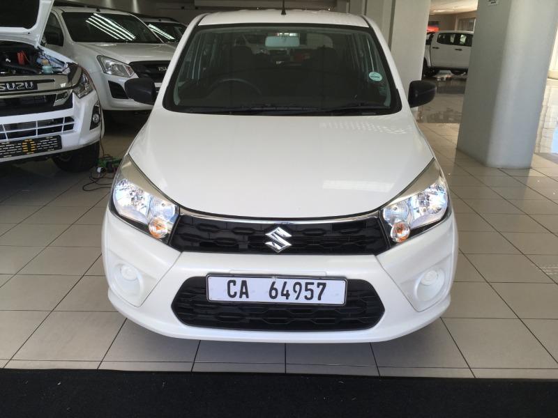 2019 Suzuki Celerio 1.0 GA
