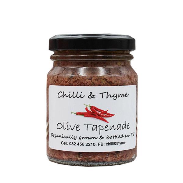 Organic Olive Tapenade (125ml)