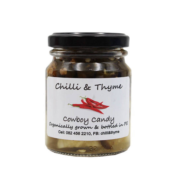 Organic Cowboy Candy (250ml)