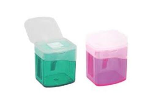 SHARPENER 2 HOLE ARK CONTAINER