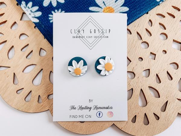 Daisy Dreaming - Stud Earrings