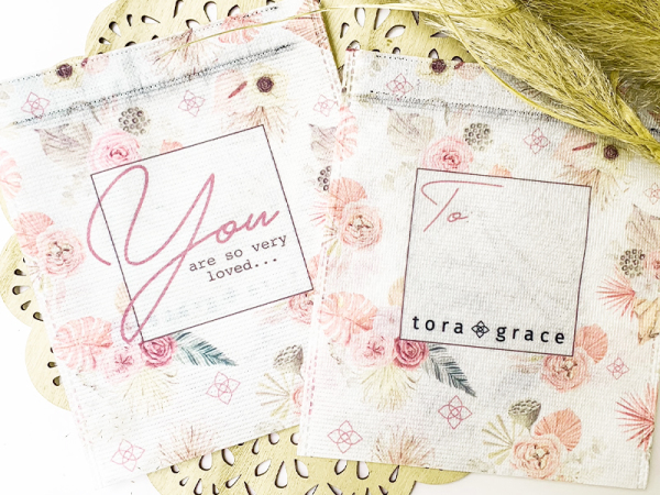 You Are So Loved - Tora Grace Pocket
