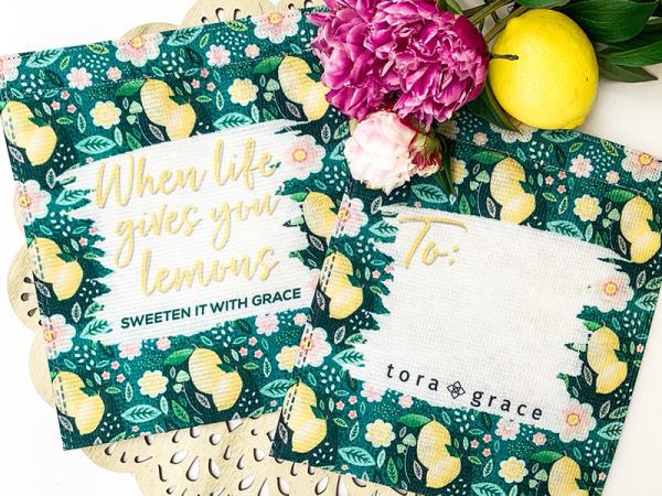When Life Gives You Lemons - Tora Grace Pocket