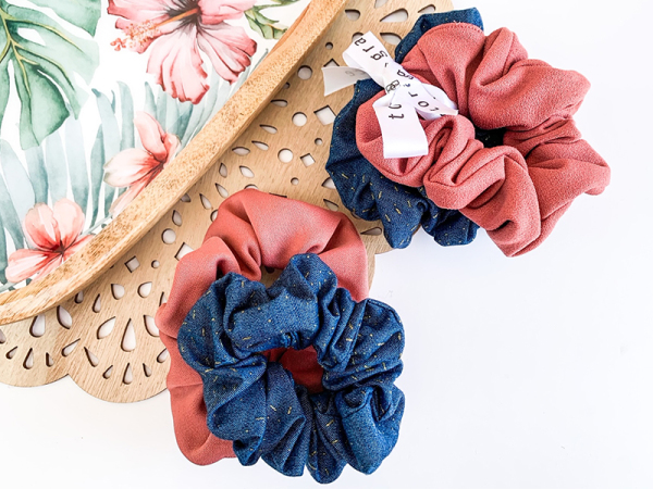 Summer Nights Scrunchie Set