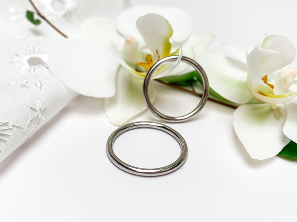 Halo Stacker Ring