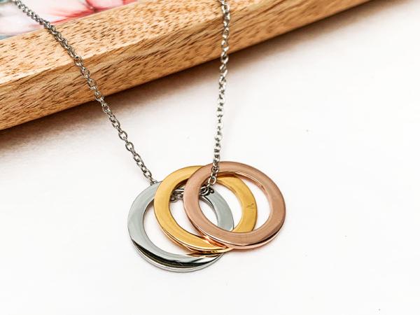 Minimalistic Circle - Individual Pendant Only